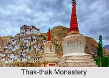 Thak-Thak Monastery, Monasteries in Ladakh