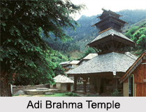 Adi Brahma Temple, Himachal Pradesh