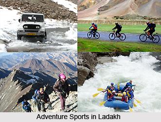 Adventure Sports in Ladakh