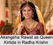 Akangsha Rawat, Indian TV Actress