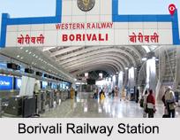 Borivali Railway Station, Indian Railway Zones