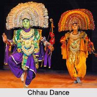 Chhau Dance, Indian Folk Dance