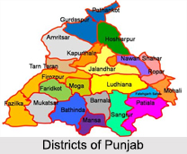 Districts of Punjab