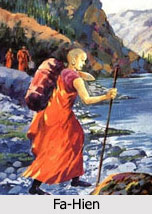 Fa-Hien, Chinese Pilgrim