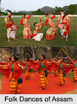 Folk Dances of Assam, Indian Folk Dance