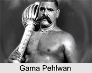 Gama Pehlwan, Indian Wrestler