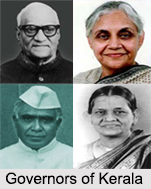 Governors of Kerala