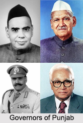 Governors of Punjab