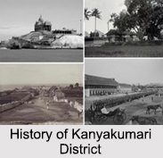 History of Kanyakumari District, Tamil Nadu