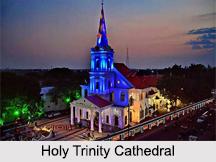 Holy Trinity Cathedral, Tirunelveli District, Tamil Nadu