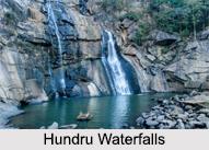 Hundru Waterfalls, Jharkhand