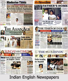 Indian English Newspapers, Indian Media