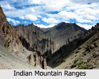 Indian Mountain Ranges, Geography of India