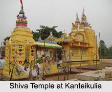 Kanteikulia, Village of Odisha