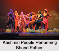 Kashmiri Theatre, Indian Theatre