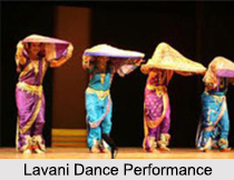Lavani, Folk Dance of Maharashtra