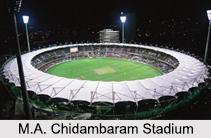 M.A. Chidambaram Stadium, Chepauk, Chennai