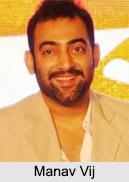 Manav Vij, Indian TV Actor