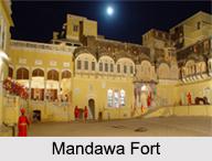 Mandawa, Jhunjhunu District, Rajasthan