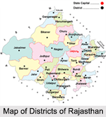 Districts of Rajasthan