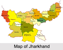 Districts of Jharkhand