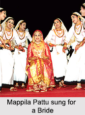 Mappila Pattu, Music of Kerala