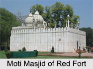 Moti Masjid, Delhi