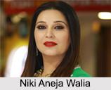 Niki Aneja Walia, Indian TV Actress