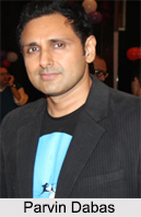 Parvin Dabas, Indian TV Actor