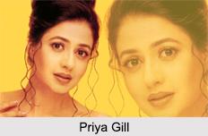 Priya Gill, Indian Actress