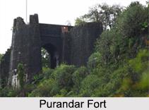 Purandar Fort, Maharashtra