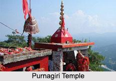 Purnagiri Temple, Champawat District, Uttarakhand