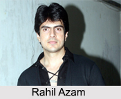 Rahil Azam, Indian Television Actor