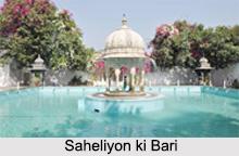 Saheliyon ki Bari, Udaipur, Rajasthan