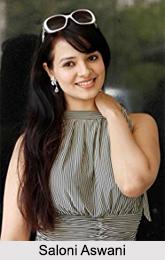 Saloni Aswani, Indian Actress