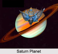 Saturn Planet, Indian Astrology