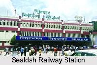 Sealdah Railway Station, Kolkata