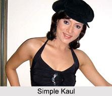 Simple Kaul, Indian Television Actress