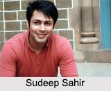 Sudeep Sahir, Indian TV Actor, Indian Television