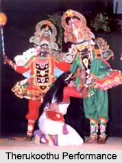 Therukoothu, Street play of Tamil Nadu