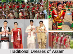 Traditional Dresses of Assam