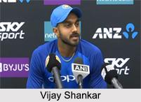 Vijay Shankar, Indian Cricket Players