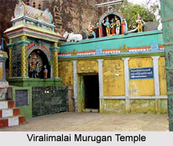 Viralimalai Murugan Temple, Tamil Nadu