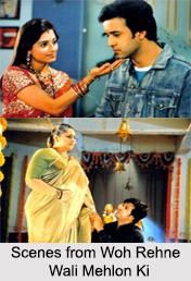 Woh Rehne Waali Mehlon Ki, TV Serial