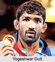 Yogeshwar Dutt, Indian Wrestler