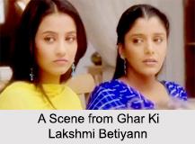 Ghar Ki Lakshmi Betiyann, TV serial