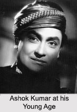 Ashok Kumar/ Kumudlal Kunjilal Ganguly, Indian Actor