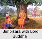 Bimbisara, King of Magadha