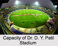 D.Y. Patil Stadium, Navi Mumbai