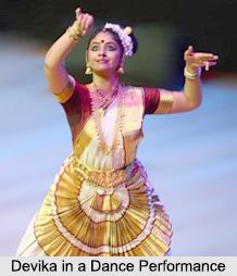 Methil Devika, Indian Dancer